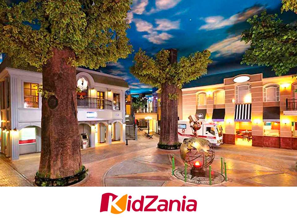 Parque Kidzania